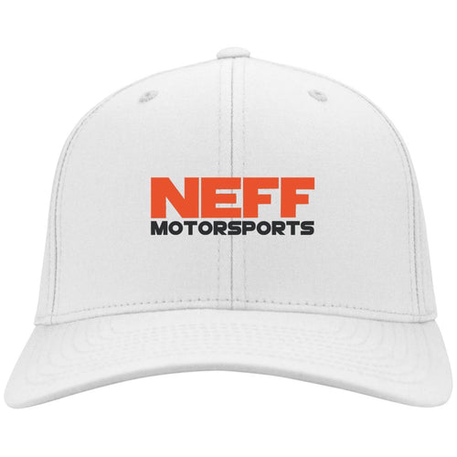 Neff Motorsports embroidered C813 Port Authority Flex Fit Twill Baseball Cap