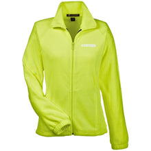 California Jeeps M990W Harriton Women's Fleece Jacket