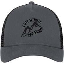 Last Minute Offroad embroidered NE205 New Era® Snapback Trucker Cap
