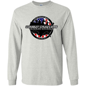 Combat Crawlers G240 Gildan LS Ultra Cotton T-Shirt
