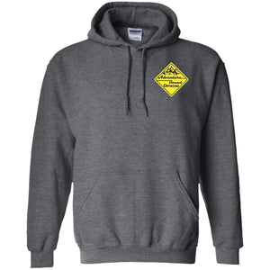 Adventure Bound Offroad 2-sided print G185 Gildan Pullover Hoodie 8 oz.