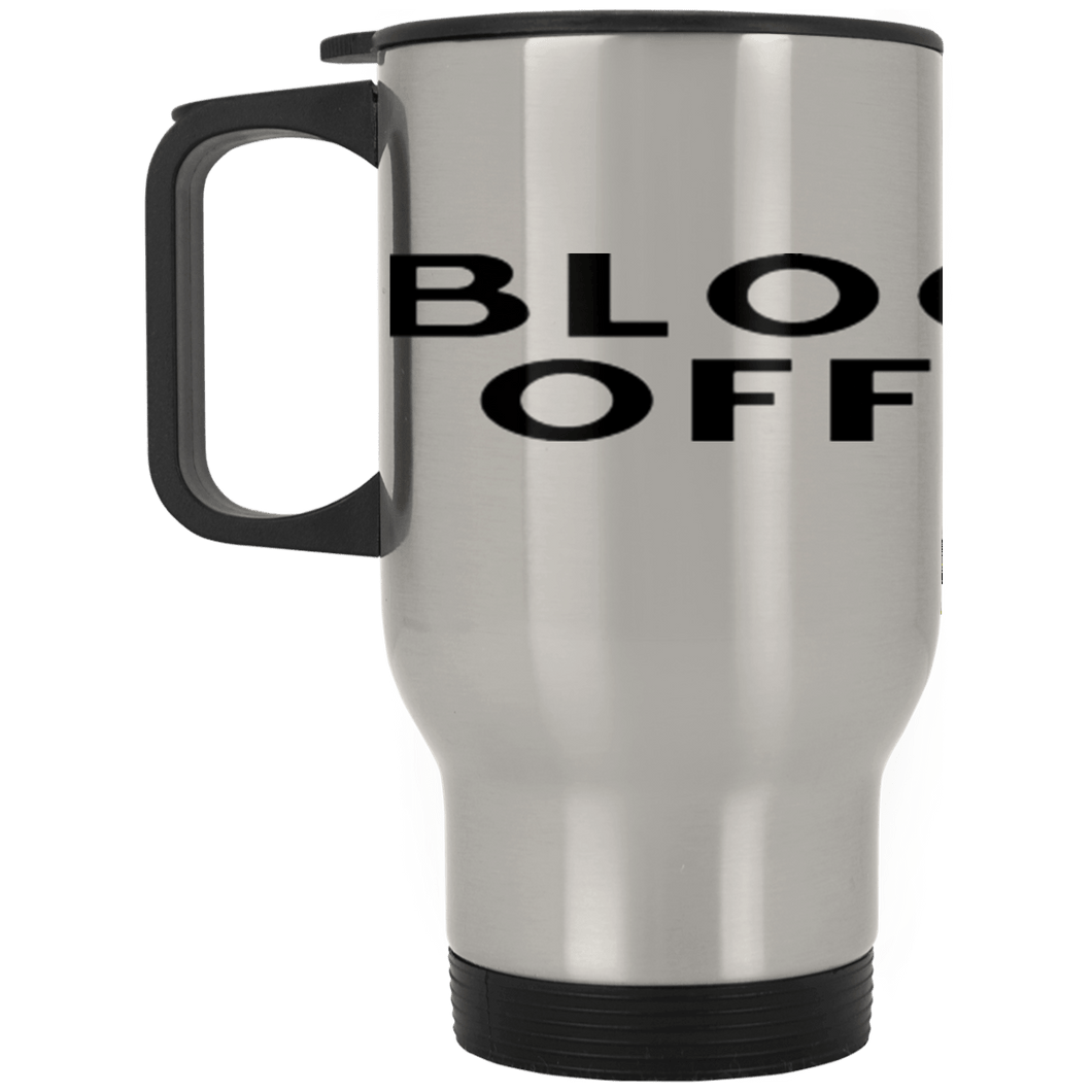 Bloodline Offroad XP8400S Silver Stainless Travel Mug