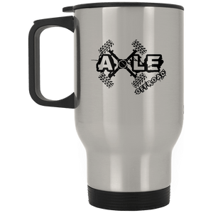 Axle Offroad XP8400S Silver Stainless Travel Mug