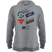 Dale Racing 2-sided print PC78H Port & Co. Core Fleece Pullover Hoodie