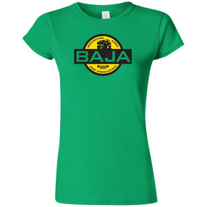 BAJA G640L Gildan Softstyle Ladies' T-Shirt