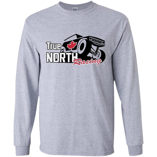 True North Racing G240 Gildan LS Ultra Cotton T-Shirt