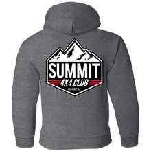 Summit 4x4 2-sided print G185B Gildan Youth Pullover Hoodie