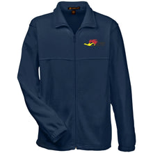 FOUL MOUTH RACING M990 Harriton Fleece Full-Zip