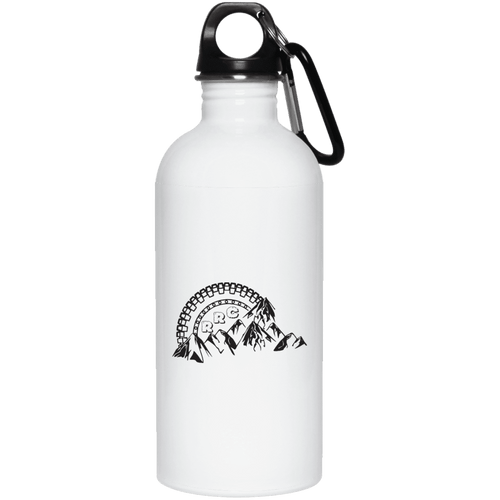 Rockland Rock Crawlers 23663 20 oz. Stainless Steel Water Bottle