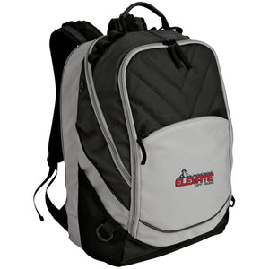 Elevate Off-Road embroidered logo BG100 Port Authority Laptop Computer Backpack