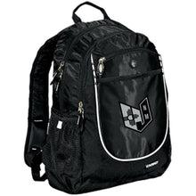 Wicked Jeeps NM embroidery Black & Silver 711140 OGIO Rugged Bookbag