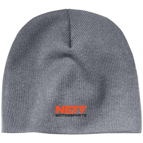 Neff Motorsports embroidered CP91 100% Acrylic Beanie