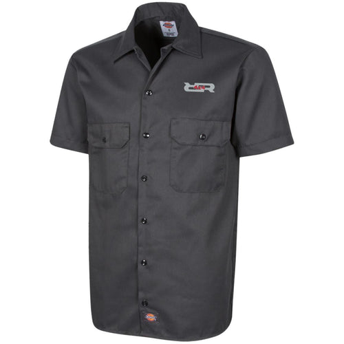 Rock Reaper embroidered 1574 Dickies Men's Short Sleeve Workshirt