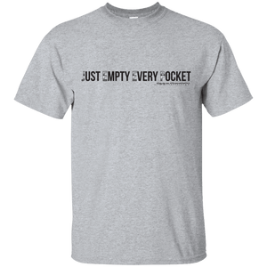 JeepDaddy Just Empty Every Pocket Crew Neck T-Shirt