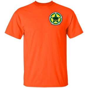 JSK_Star 2-sided print G200B Gildan Youth Ultra Cotton T-Shirt