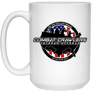 CCVOA 21504 15 oz. White Mug