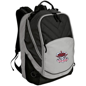 Tyler Racing embroidered BG100 Port Authority Laptop Computer Backpack