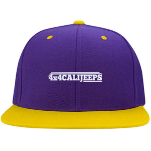 California Jeeps STC19 Sport-Tek Flat Bill High-Profile Snapback Hat