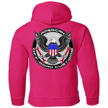American Off-Road 2-sided print G185B Gildan Youth Pullover Hoodie