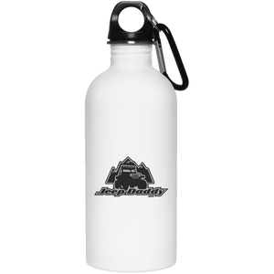 JeepDaddy 20 oz. Stainless Steel Water Bottle