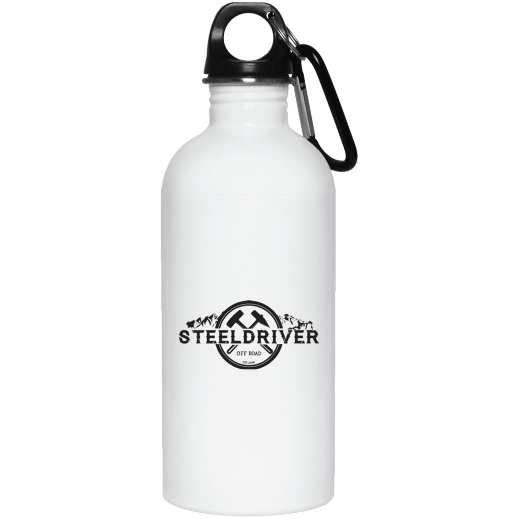SteelDriver 23663 20 oz. Stainless Steel Water Bottle