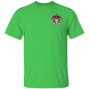 Tyler Racing 2-sided print G500 Gildan 5.3 oz. T-Shirt
