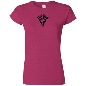 Flop Shop 2-sided print G640L Gildan Softstyle Ladies' T-Shirt