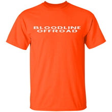 Bloodline Offroad white logo G200B Gildan Youth Ultra Cotton T-Shirt