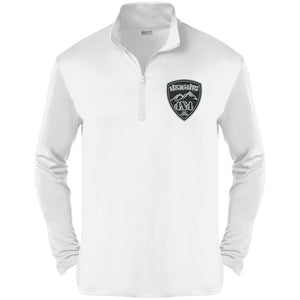 Heights 4x4 embroidered logo ST357 Sport-Tek Competitor 1/4-Zip Pullover