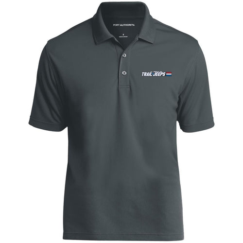 Trail Jeeps embroidered logo K110 Port Authority Dry Zone UV Micro-Mesh Polo