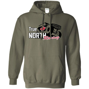 True North Racing G185 Gildan Pullover Hoodie 8 oz.