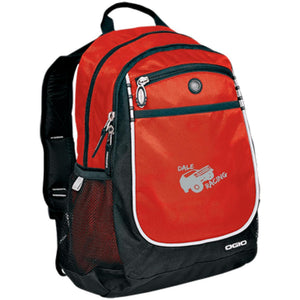 Dale Racing silver embroidered logo 711140 OGIO Rugged Bookbag