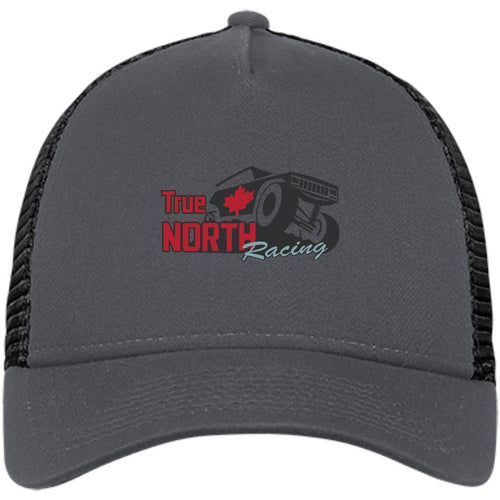 True North Racing embroidered NE205 New Era® Snapback Trucker Cap