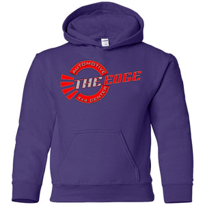 The Edge G185B Gildan Youth Pullover Hoodie