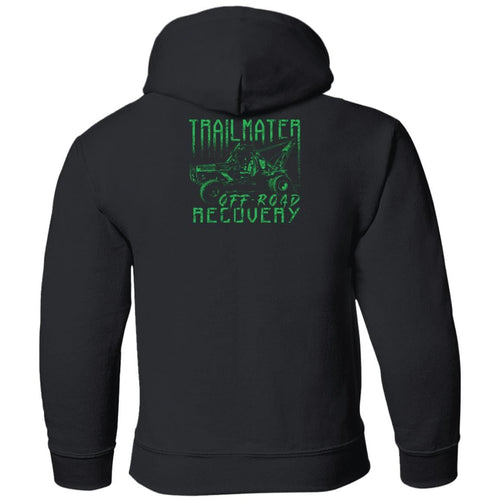 Moab Motorsports Trailmater 2-sided print G185B Gildan Youth Pullover Hoodie