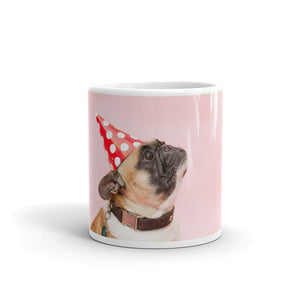 Limited Edition Birthday Bull Mug