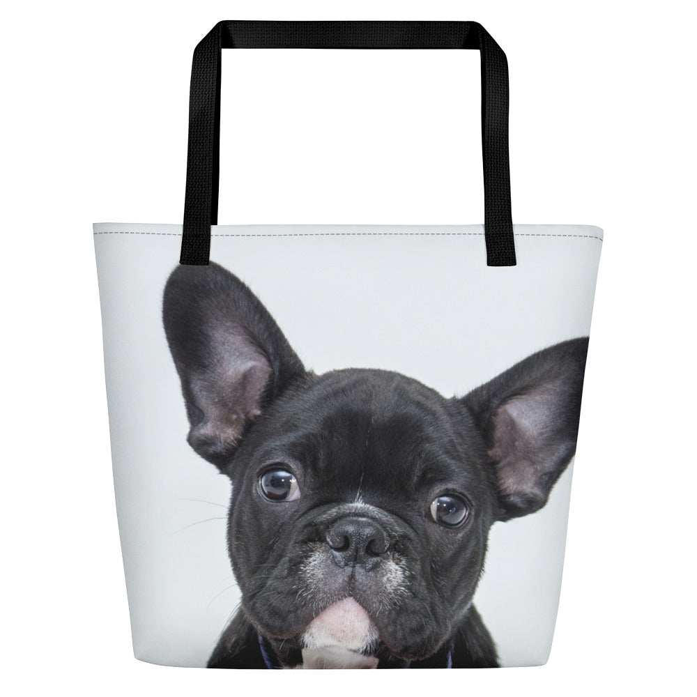 Limited Edition French Bulldog Beach Bag