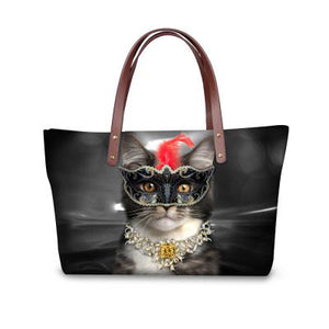 High Quality Fashion Bulldog Shoulder Bag for Women