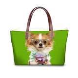 High Quality Fashion Bulldog Shoulder Bag for Women - Lexy Dog