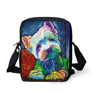Crossbody Bag for Bulldog Lovers