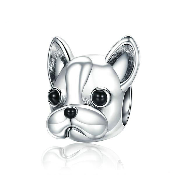 French Bull Charm for Bracelets or Necklace