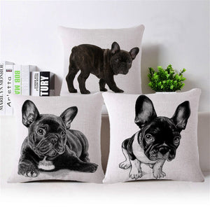Cute Frenchie Pillows