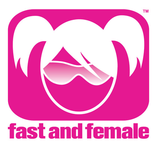 Fast & Female Stickers