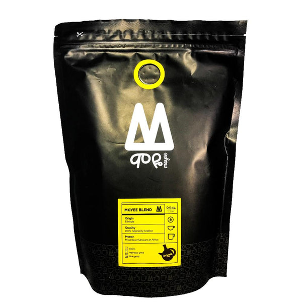 Moyee Organic Filter Grind Ethiopian Coffee Fair Trade