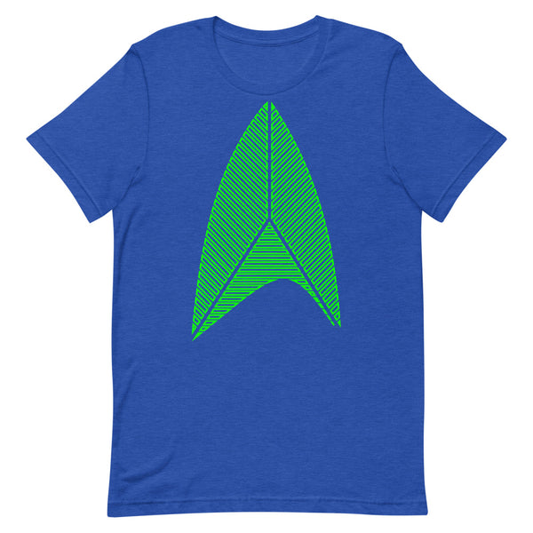 Sisko Kid II Green Unisex T-Shirt