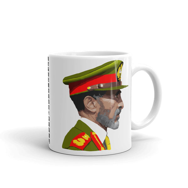Haile Selassie Color Profile Kaffa Mug