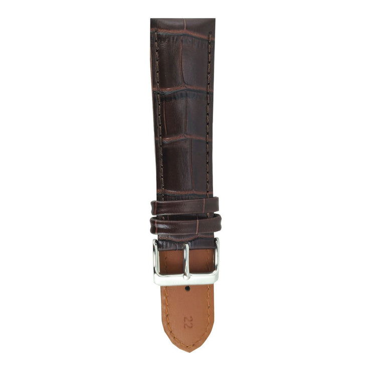 Hickery Brown AG-L0003 22mm Strap