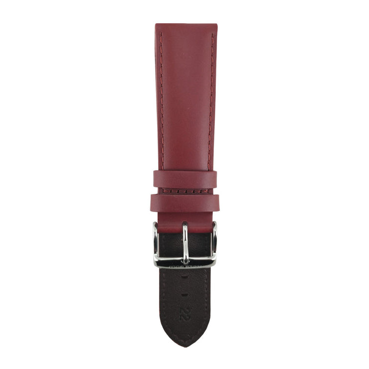 Khaki Brown Plain AG-L0015 22mm Strap
