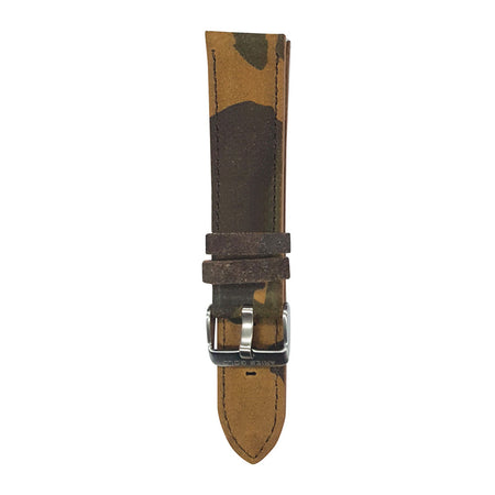 Camo Brown AG-L0030 22mm Strap