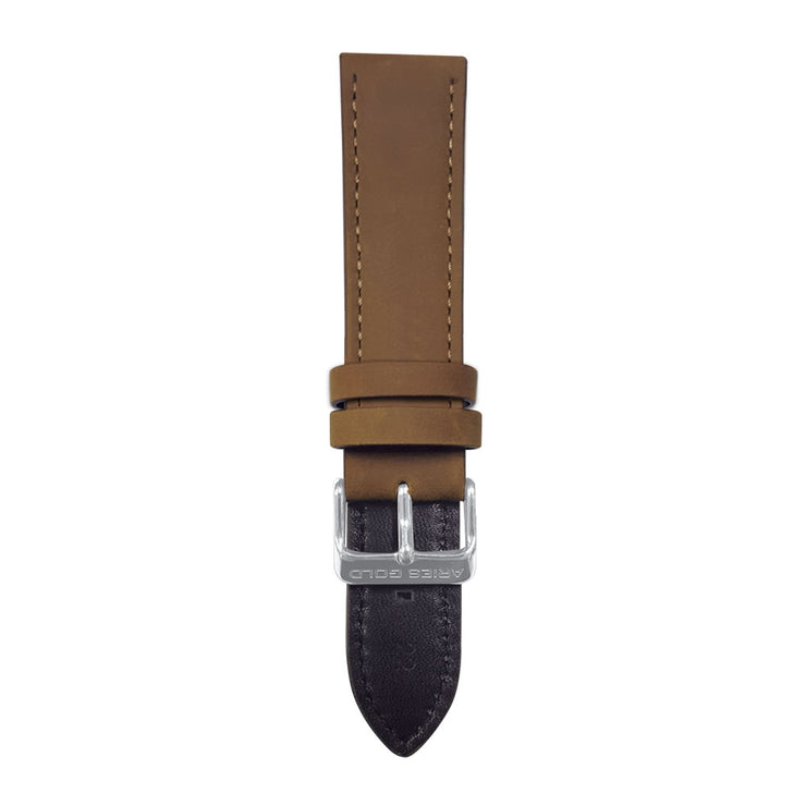 Tan Crazy Horse AG-L0035 22mm Strap